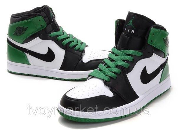 ☆ Купить Кроссовки баскетбольные Nike Air jordan Alpha I Зеленые ... ac5c080912c