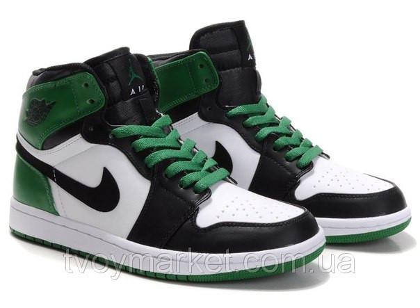 ... Кроссовки баскетбольные Nike Air jordan Alpha I Зеленые , фото 3 ... 07c6b09c44e