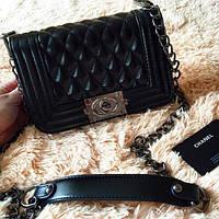 Легендарная сумка Chanel Boy всегда востребована и в моде!!