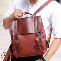 Рюкзак из кожи мужской