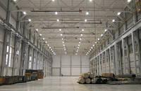 Продажа производственно-складского комплекса 5000 кв.м. на 5 га Вишневое