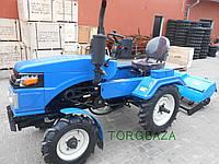 Мототрактор Lider 160 Lux.минитрактор,мінітрактор,мини-трактор