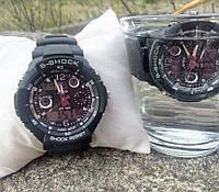 Часы мужские CASIO S-SHOCK black