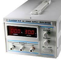 Блок питания ZHAOXIN 3010D 30V 10A цифровая индикация