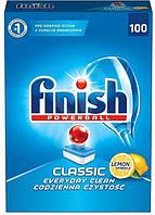 Таблетки для посудомоечной машины Finish Classic Lemon 100 шт