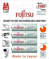 Аккумулятор FUJITSU Eneloop AA/R6 min 1900mAh