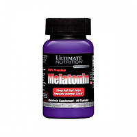 Melatonin 3 mg Ultimate Nutrition 60 caps (до 05/17)