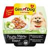 Консервы GimDog LD Fruity Menu Pate для собак 2 шт+1 в подарок, 100 г