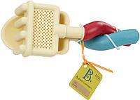 Набор для игры с песком - ГРАБЕЛЬКИ И ЛОПАТКА (цвет томат-море) (BX1357Z)