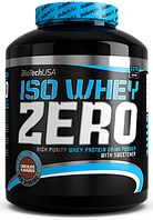 BioTech ISO WHEY Zero lactose free 2270g
