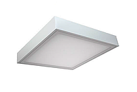 Светодиодный светильник OWP OPTIMA LED 35W 4000К 3300 Lm IP54 595х595 мм со степенью защиты накладной
