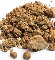 Глина коричневая доставкой и самовывозом, глина для строительных работ, купить глину в Киеве