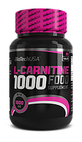 Biotech L-Carnitine 1000 mg 30 таб.