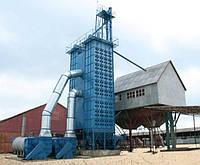 Сушилка для зерна шахтная 3т/ч