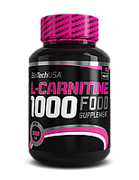 Biotech L-Carnitine 1000 mg 60 таб.