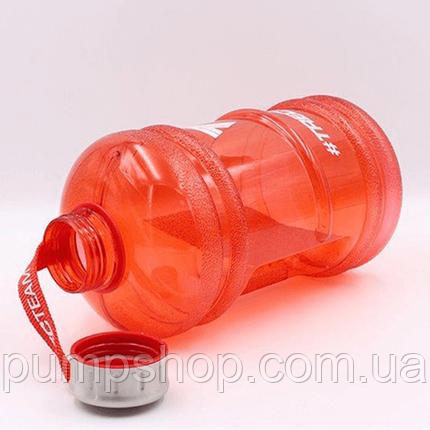 Бутылка питьевая TREC Nutrtition Hydrator 2,2 л красная, фото 2