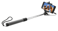 Монопод для селфі Trust URBAN WIRED FOLDABLE SELFIE STICK BLACK (21194), фото 1