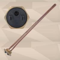 ТЭН резьбовой 1002OS 2500W для водонагревателей (бойлеров)