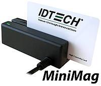 Считыватель пластиковых магнитных карт MSR IDTECH Энкодер