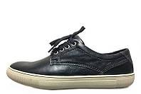Мужские кроссовки ECCO Cesual черные