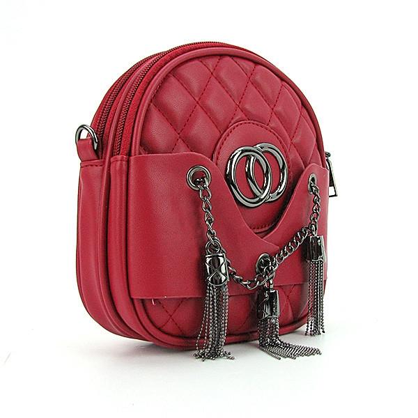 a1e0da13db52 Красная вертикальная сумка маленькая на цепочке: продажа, цена в ...
