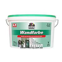 Краска Wandfarbe D1a