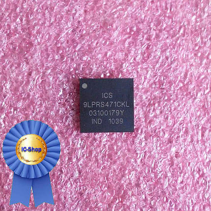 Микросхема ICS 9LPRS471CKL, фото 2