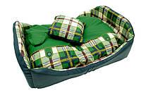 Лежак - кроватка для собачки  №1 (57*46*18см)