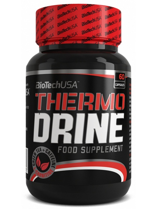 BioTech THERMO DRINE complex 60 капс.