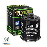 Масляный фильтр Hiflo HF197 для Aeon, Benelli, Hyosung, Keeway, PGO, Polaris.