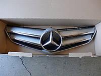 Решетка радиатора Mercedes E E-Class Coupe W207 2010-2013 Новая Оригинальная