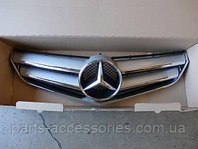 Решітка радіатора Mercedes E-Class Coupe W207 2010-2013 Нова Оригінальна