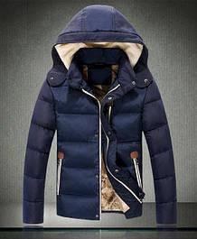 Зимние мужские куртки, пуховики, парки