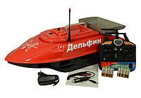 Радиоуправляемый кораблик для рыбалки Дельфин-3