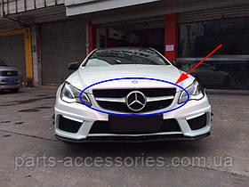 Решітка радіатора Mercedes E-Class W207 рестайлінг купе кабріолет 2013-17 Нова Оригінальна