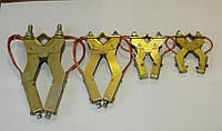 Щеткодержатель крановый МТВ, 4МТН, МТФ 8х10, 8х12.5, 10х25, 12.5х32, 16х40, 16х50