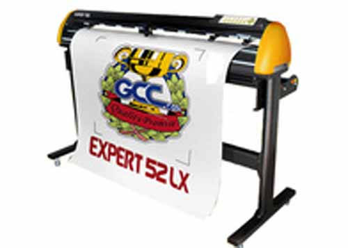 Режущий плоттер GCC Expert 52 LХ