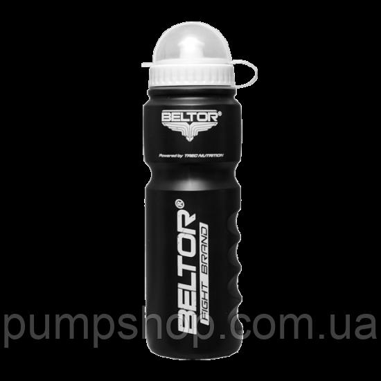 Бутылка питьевая TREC Nutrtition #Playhard Black (700 ml)