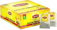 Чай Липтон класический черный (100 пак)