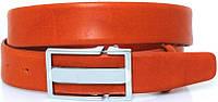Мужской кожаный ремень для брюк MYKHAIL IKHTYAR 3734