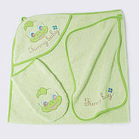 Полотенца для новорожденного/рукавичка/