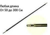 Тэн гибкий прямой (воздушный) 600 Вт / 60 см / d -6.5 мм