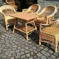 Плетена мебель из лозы