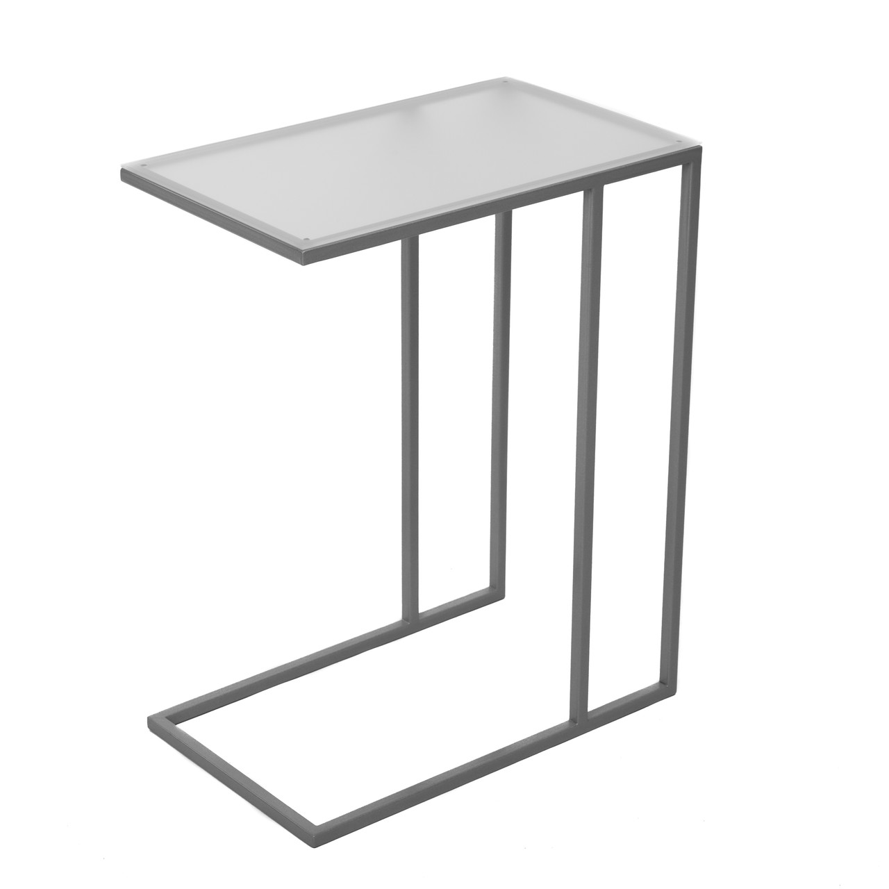 Столик ANRI Альмео Серебро (1-002)