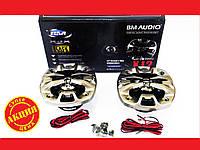 Автомобільна акустика BOSCHMANN BM AUDIO XJ2-4533 M2 10см 250W 2х полосна