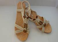 Женские молодёжные летние сандалии