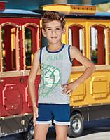BERRAK Комплект майка+шорты для мальчика 5319