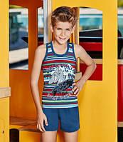 BERRAK Комплект майка+шорты для мальчика 5332