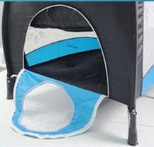 Манеж-кровать Premium Blue, фото 2