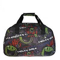 Дорожная сумка-саквояж большая 204-8, фото 1